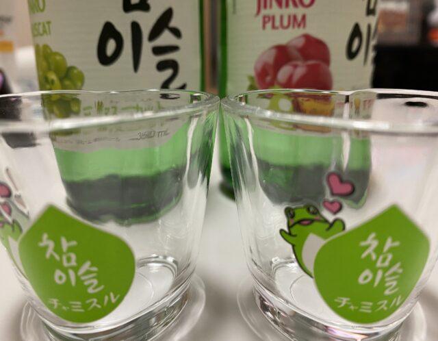 韓国人気すごいですね
