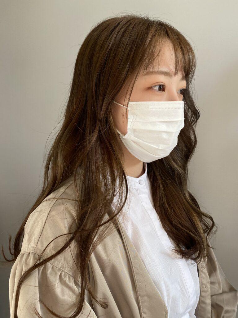 韓国風巻き*
