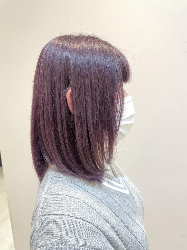 purpleラベンダー